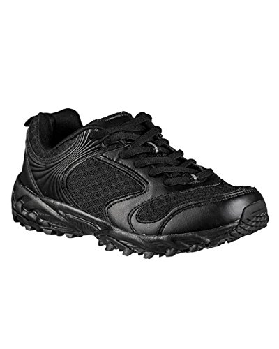 Mil-Tec Chaussures de Sport de la Bundeswehr (Noir/300/46,5)