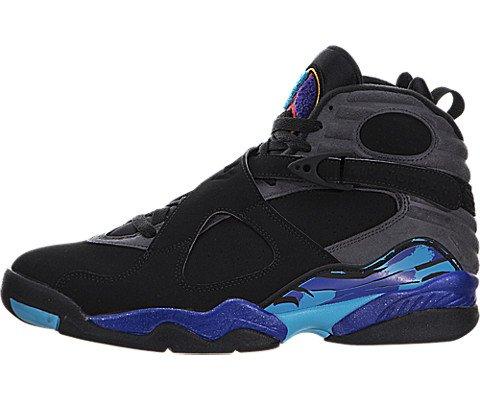 f339ac269dfc74 NIKE Men s Air Jordan 8 Retro Fitness Shoes