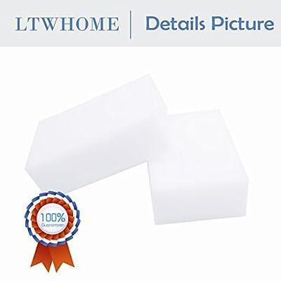 LTWHOME Magic Schwamm mit reinigendem Radiergummi Melamin 90 X 60 X 30mm von Ningbo Haishu Huaxin Yicheng Trade Co., Ltd. - Gartenmöbel von Du und Dein Garten