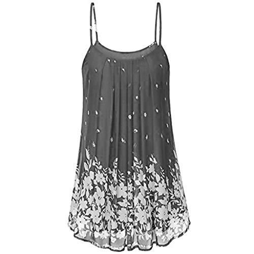 Damen Sommerkleid Mode Hosenträger Kleid Schlinge Drucken Partykleid Beiläufig Kleid Elegant Minikleid Frauen Lässig Plain Einfache Lose Sling Kleider Sling Kreuzgurt Kleid