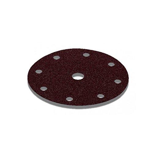 50x Festool Schleifscheiben STF D125/8 P100 RU2/50 Rubin 2 - 68621168x50