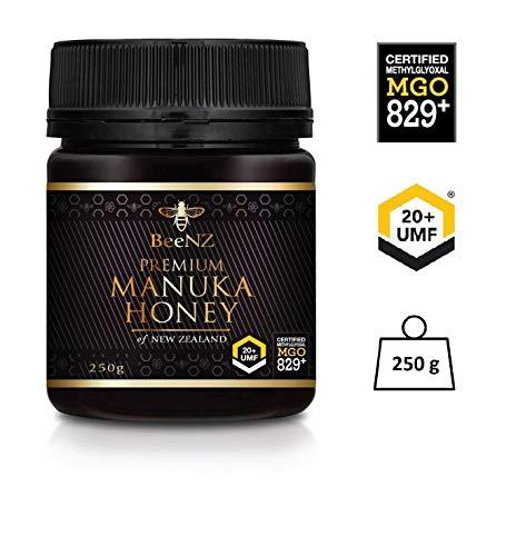 Manuka Gold Manuka Honig BeeNZ UMF20+ 250g original und authentisch