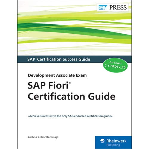 SAP Fiori Certification Guide: Development Associate Exam por Krishna Kishor Kammaje