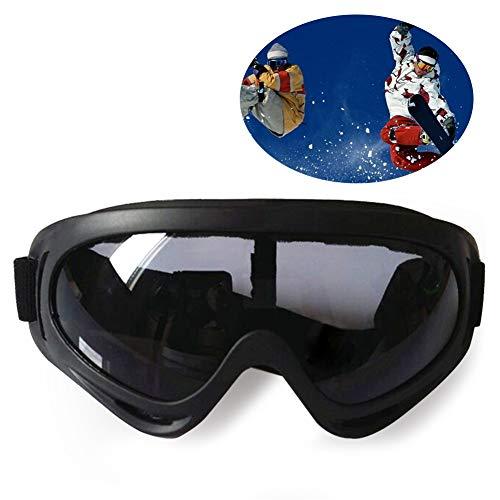 Schutzbrille,Sicherheits-Überbrille mit kratzbeständigen Gläsern,Ideal verwendbar als...