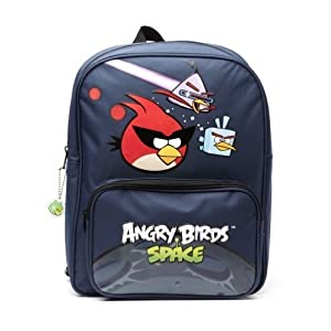 Mochila Angry Birds Space