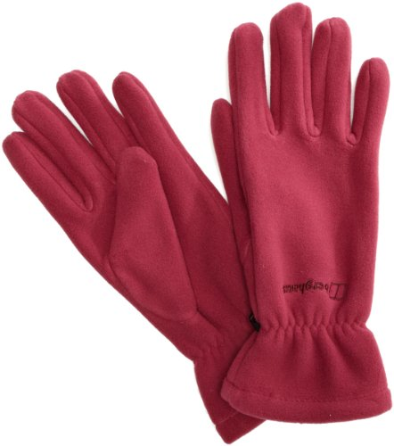 Berghaus Damen Spectrum Class Warm Fleece Handschuh XL rot