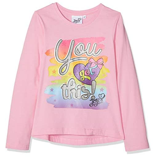 Jojo-Siwa-Girls-You-got-This-T-Shirt-Pink