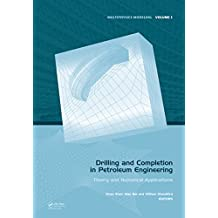 Drilling and Completion in Petroleum Engineering: Theory and Numerical Applications (Multiphysics Modeling) (English Edition)