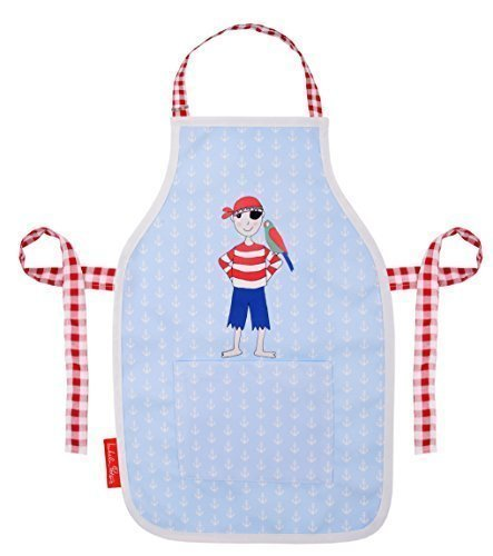 Pirate Tablier De Izabela Peters pirate Collection (Choice of Size) - 6-13 years