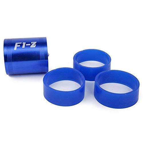 Semoic Turbocompresseur Ventilateur de Turbine Double helice de Turbo Ventilateur ECO F1-Z Carburant