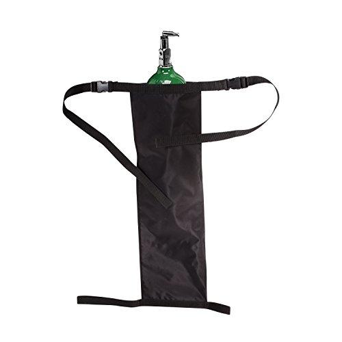 DMI Rollstuhltasche für Sauerstoffflaschen