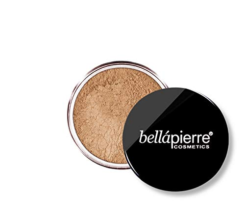 Finishing Mineral Veil (Bellapierre Cosmetics Loose Foundation - Maple 9g, 1er Pack (1 x 9 g))