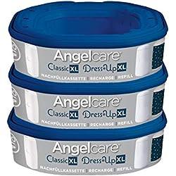 Angelcare Recharge pour Poubelle à couches Dress-Up