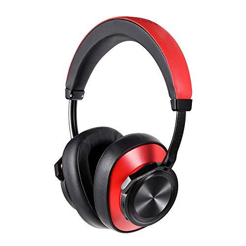 OPAKY Aktive Geräuschunterdrückung Wireless Headset mit Mikrofon,für iPhone, iPad, Samsung, Huawei,Tablet usw.
