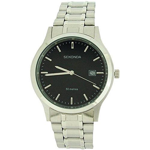 Sekonda 3730–Uhr für Männer Silber