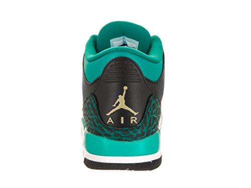 Nike 441140-018, Chaussures de Sport Fille Noir