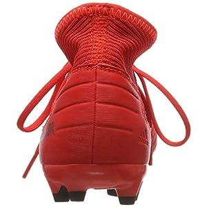 Adidas Predator 19.3 AG, Botas de fútbol para Hombre, Multicolor (Rojact/Rojsol/Negbás 000), 44 2/3 EU