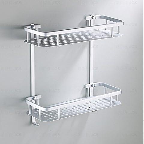 FEI&S in acciaio inox portasciugamani asciugamano da bagno bagno rack accessori hardware per la trafilatura del