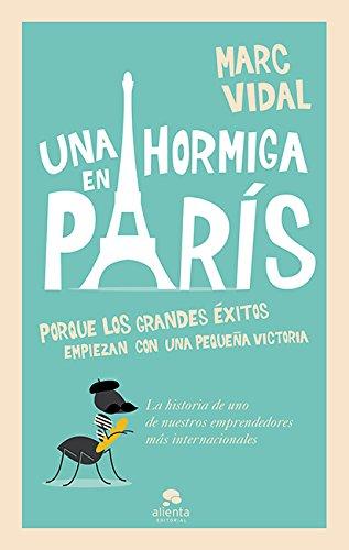 UNA HORMIGA EN PARIS