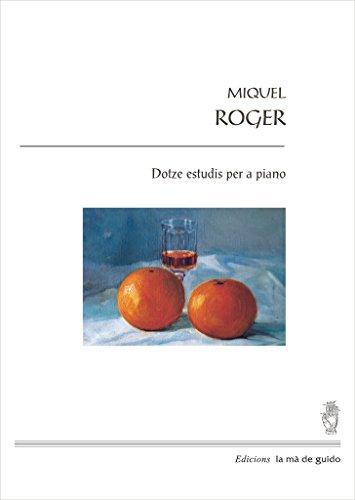 Dos Estudis: Per a piano (Catalan Edition)