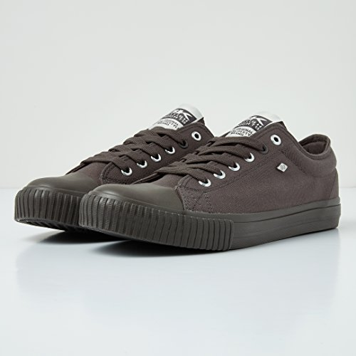 British Knights Master Lo Hommes Baskets Basse DK GREY/DK GREY
