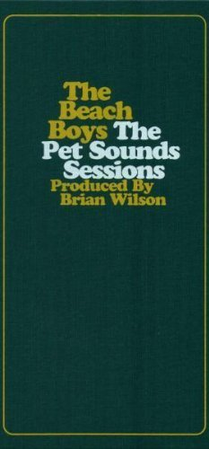 The Pet Sounds Sessions Box set, Original recording remastered edition by Beach Boys (1997) Audio CD