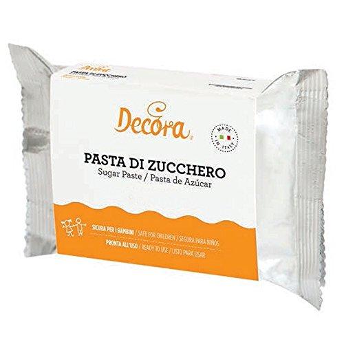 Decora Pâte à Sucre Blanche 250 g
