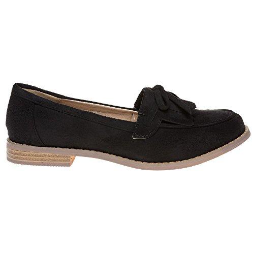 Sole Lola Damen Schuhe Schwarz Black