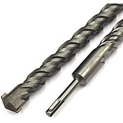 Spit Ramset R3 Sds Plus Perceuse Embout 12mm x 1000mm pour Brique, Maçonnerie et Béton