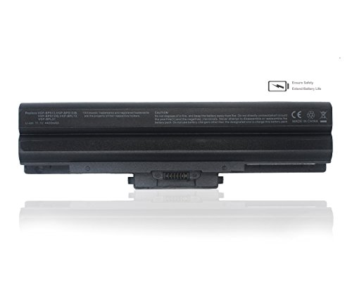 Laptop Ersetzt Akku VGP-BPS13 VGP-BPS13A VGP-BPS13AB VGP-BPS13B VGP-BPS21 VGP-BPS21A VGP-BPS21B Batterie -11.1V 4400mAh