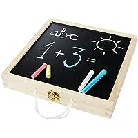 ColorBaby - Maletín pizarra & figuras magnéticas - 70 piezas (43623)
