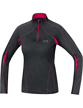 GORE RUNNING WEAR Camiseta de manga larga para correr, Mujer, GORE Selected Fabrics, ESSENTIAL LADY 2.0 Shirt...