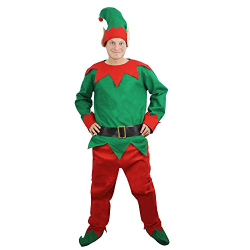 I love Fancy Dress Unisex-Erwachsene ilfd4555l Elf Kostüme (Elf Kostüme Erwachsenen)