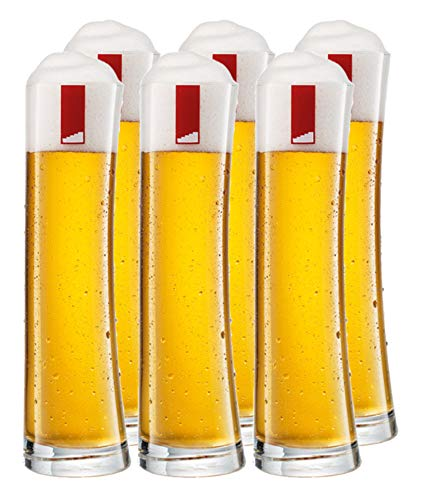 Stiegl Biergläser (Stiegl Stange 6er Set 0,3l)