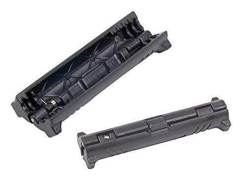 Schwarz Koax Kabel Draht Strip entfernen Stripper Arbeit Werkzeug für TV CBL VCR ANT –-ideal für F-Stecker BNC-Steckern von trimmen Shop