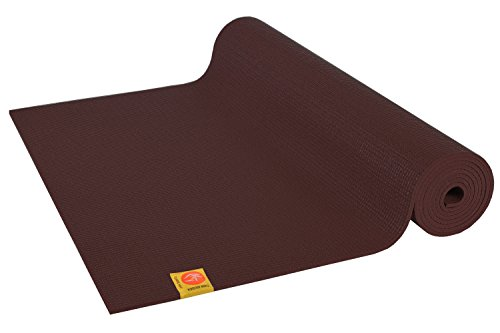 Le tapis de yoga Chin Mudra Orange Safran