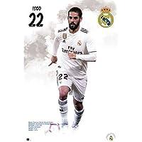Grupo Erik Erik Editores Poster Real Madrid 2018/2019 ISCO, 61 x 91,5 cm