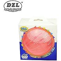 DI ZE LIN PET HOME S.L DZL Bola plástica para Hamster ejecicios Bola Dos tamaños (14cm)