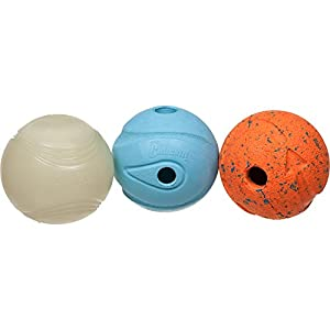 Canine Hardware Chuckit. Fetch Medley Balles 3-pack