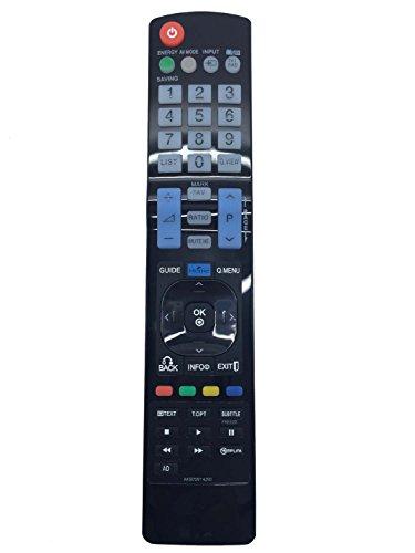 Vinabty Neu Ersatz Fernseher Fernbedienung AKB72914209 AKB 72914209 fit für LG 32LD450...