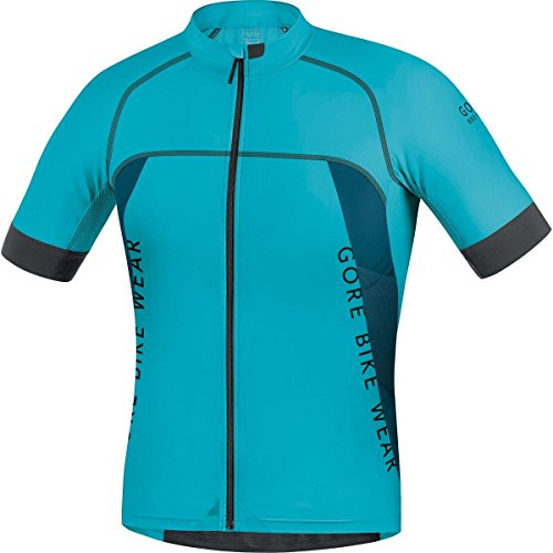 GORE BIKE WEAR Herren Kurzarmtrikot Mountainbike, Super Leicht, Stretch, GORE Selected Fabrics, ALP-X PRO Jersey, SPRALP
