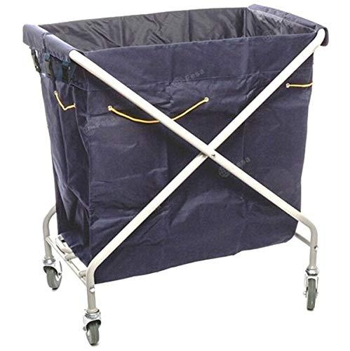 Fesa - Carrito plegable bolsa ropa, lavanderia
