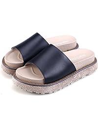 Amorar Frauen Sommer Sandalen Slipper Indoor Outdoor Flip Flops Strandschuhe