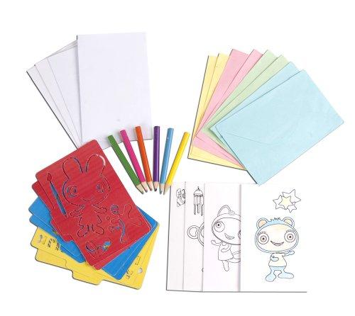 Waybuloo Card Making Kit
