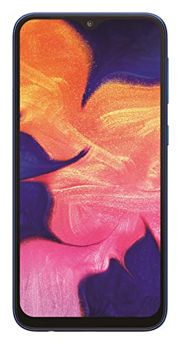 SAMSUNG Galaxy A10 Duos (A105F/DS) - 32 GB - Rot
