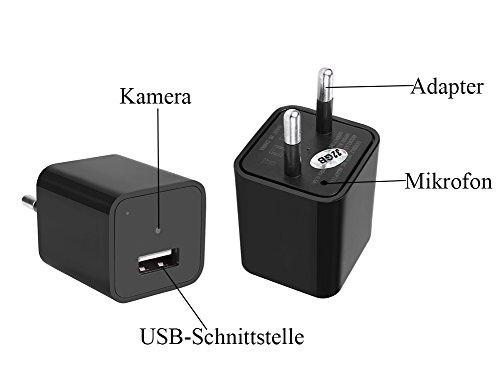 Tangmi 1080P HD Mini-Überwachungskamera - 6