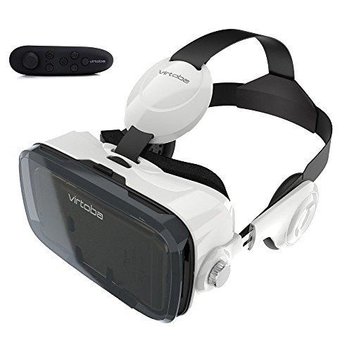 XIAOZHAI Z4 3D VR 3D GAFAS REALIDAD VIRTUAL VR BOX CON AURICULARES PARA 4 0~6 0 INCHES IOS ANDROID MOVILES