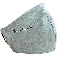 [Grün] 2 Stück Anti-Staub Mund Maske Baumwolle warme Mund Maske preisvergleich bei billige-tabletten.eu