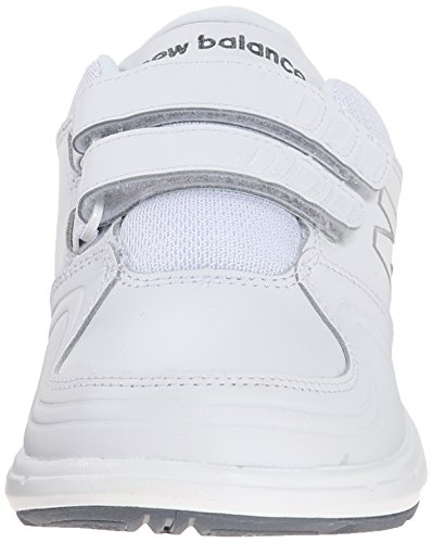 New Balance WW813 étroit Cuir Chaussure de Marche White/Blue