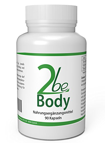 2be Body | to be | Stoffwechsel | Vitamine | 90 Kapseln (Pille Low)
